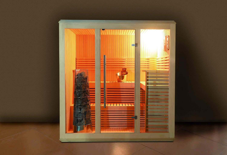 Tipos de saunas awesome sauna circuito finlandes with - Tipos de saunas ...