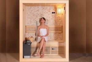 Sauna clásica