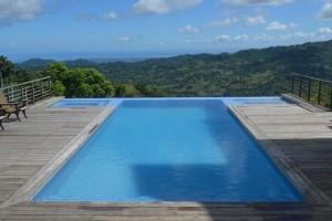 Espacio necesario para piscina con jacuzzi